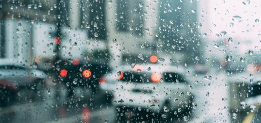 Kišno popodne na ulicama